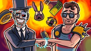 Introducing... Sir Sweats-A-Lot! - GTA 5 Arena War Bomb Ball Funny Moments