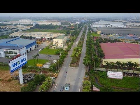 Huyện Mê Linh sau 10 năm sáp nhập về Hà Nội