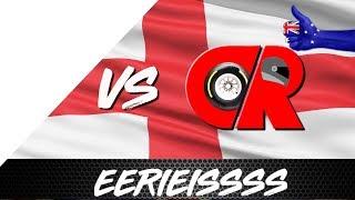 TEAM BATTLE!! EERIEISSSS vs Charlie Rosco (aka CRAP) GT Sport