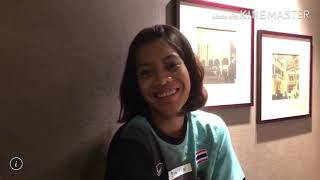 อาการเจ็บของน้องเพรียว วอลเลย์บอลทีมชาติไทย