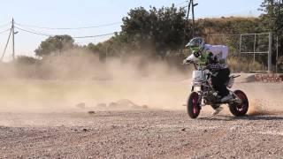 Ruben Sevilla Power Slide Imr 140 Pro! (SlowMotion)