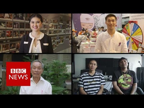 Are these people really a threat to Thai national security? - BBC News