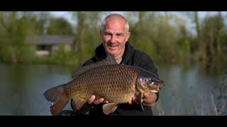 A spring carp-fishing session with Jay Taylor and Bruce McCarlie