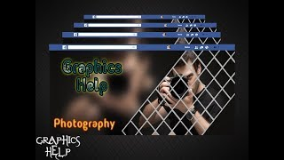 Photoshop Tutorial-How to make a Photography Facebook cover using Photoshop-Complete Guide