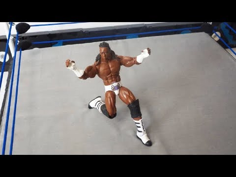 Booker T makes his entrance and hits the Spinaroonie: EWW, March 28, 2014