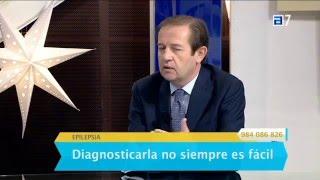 Entrevista sobre la EPILEPSIA al Dr. Valentín Mateos en la TPA