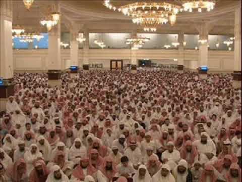 الشيخ عبدالعزيز الدرويش تلاوة عجيبة