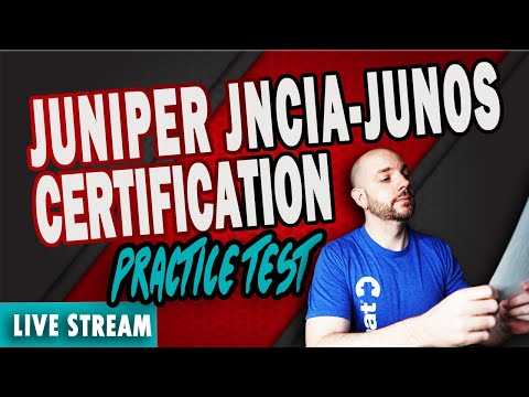 Juniper Networks JNCIA-Junos Certification Practice Test | JNCIA ...