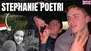 And I'm... | STEPHANIE POETRI  -  I LOVE YOU 3000 | GILLTYYY REACT