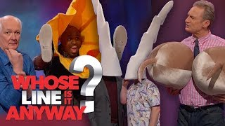 Props Props Props!! | Whose Line Is It Anyway?