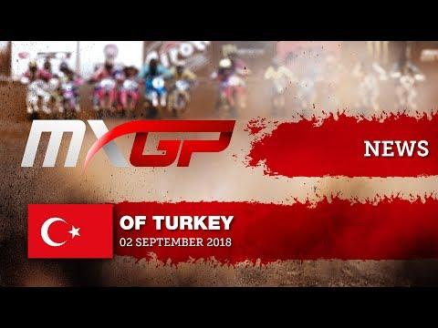 NEWS Highlights - MXGP of Turkey, Afyon 2018