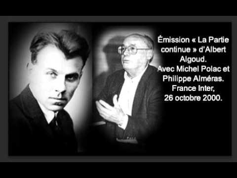 Vidéo de Philippe Alméras