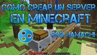 Minecraft Spielen Deutsch Minecraft Hamachi Server Neue Welt - Minecraft hamachi server neue welt erstellen