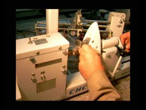 Станок для полуавтоматической намотки якоря