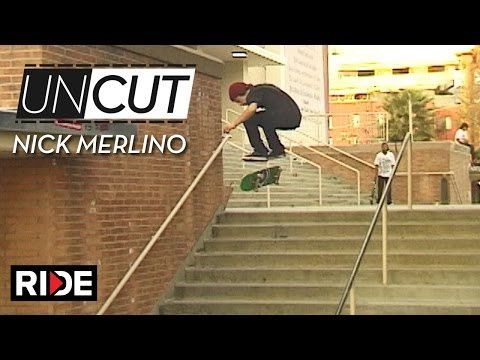 Nick Merlino's Part in the Foundation - WTF! Video - UNCUT