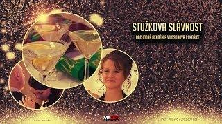 preview picture of video 'Stužková slávnosť / Obchodná akadémia Watsonova Košice'