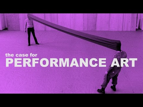 Download The Case for Performance Art | The Art Assignment | PBS Digital Studios