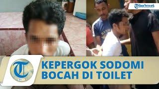 Pemuda di Aceh Kepergok Sodomi Bocah 8 tahun di Toilet Islamic Center, Ngaku Sudah Lakukan 8 Kali