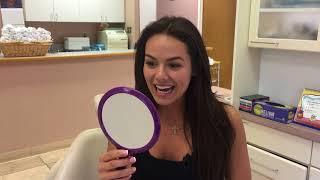 Adriana David loves her ZOOM Whitening