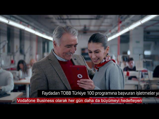 Vodafone Business ve TOBB'dan ücretsiz dijital pazarlama çözümleri