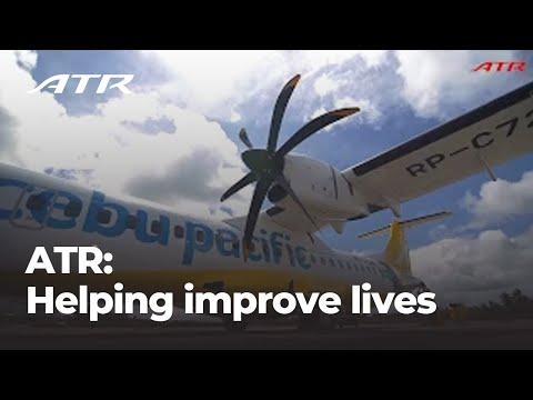ATR: helping improve lives