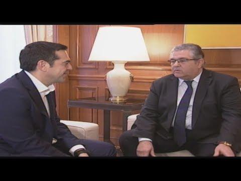 Δ. Κουτσούμπας: Να μην εφησυχάζει ο ελληνικός λαός