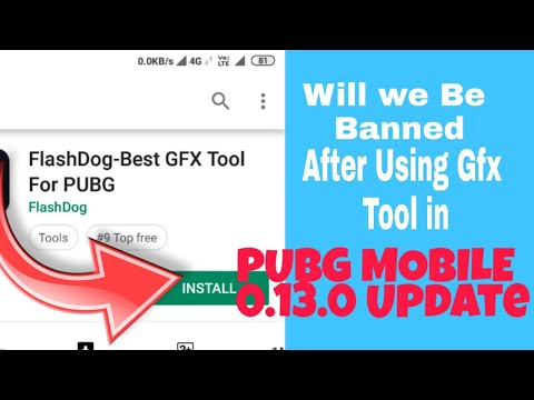 Flash Dog Gfx tool For Pubg Mobile Game in Hindi | Flash dog Gfx