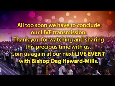 Watch Evangelist Dag Heward-Mills, Live from Francistown, Botswana - Africa.
