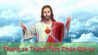 Thánh Ca - Thánh Tâm Chúa Giêsu -