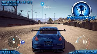 Need for Speed Payback - All Derelict Car Part Locations (All 5 Derelict Cars)