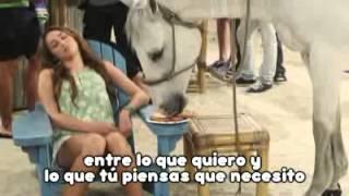 Don't Wanna Be Torn   Hannah Montana Traducción Español)   YouTube