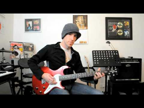 '21 Guns' by Green Day - Easy Acoustic & Electric Guitar Lesson
