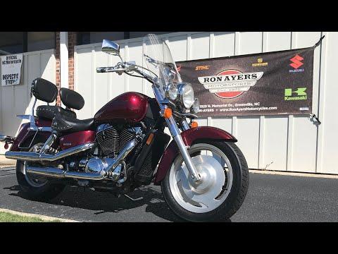 2007 Honda Shadow Sabre™ in Greenville, North Carolina - Video 1