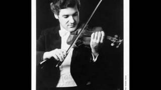 Zukerman plays Vieuxtemps Concerto 5  (1/3)