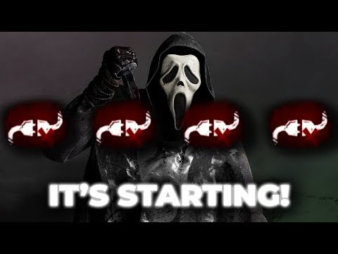 ITS STARTING TO HAPPEN!! - Dead by Daylight!