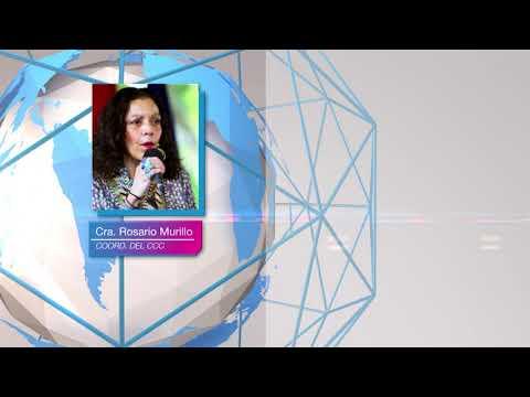 Compañera Rosario anuncia inicio de celebraciones del 38 Aniversario de la Policía Nacional
