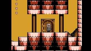 Pugsley´s Scavenger Hunt (NES) Final Boss + Ending