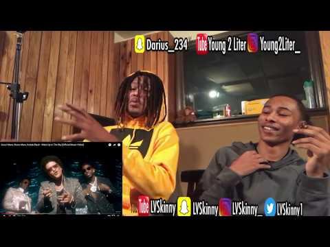 Gucci Mane, Bruno Mars, Kodak Black - Wake Up in The Sky (Reaction Video)