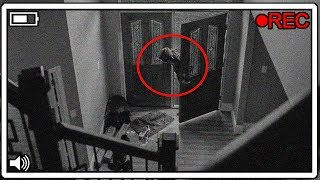 SOMEONE BROKE INTO MY NEW HOUSE AT 2 AM! *CAUGHT ON CAMERA*