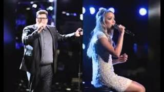"""The Voice 2015 Jordan Smith - Top 12: """"Great is Thy Faithfulness"""" best song"""