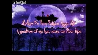 Aaj Phir Tumpe Pyaar Aaya Hai with English   - YouTube