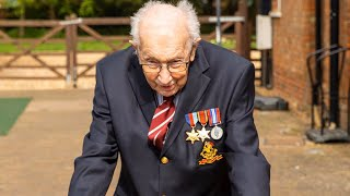 Second World War veteran thanks generous public after raising more than 7.5million for NHS