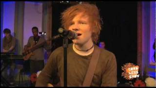 Ed Sheeran (EXCLUSIVE) - We Are & The City