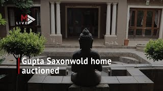 Inside the Guptas' Saxonwold home auctioned for R2.6-million