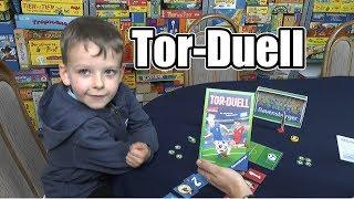 Tor-Duell (Ravensburger) ab 7 Jahre - Teil 382 ... endlich mal ein gutes Fußball Spiel!