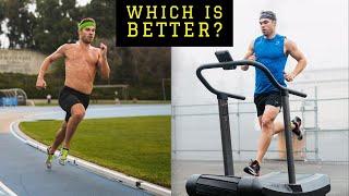Treadmill Running vs Outdoor Running