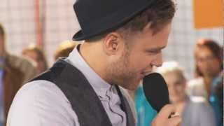Stand Up To Cancer | JLS and Olly Murs | Channel 4