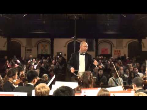 Mahler: Symphony No. 1 in D Major IV. orchestral reduction by Yoon Jae Lee (excerpts)