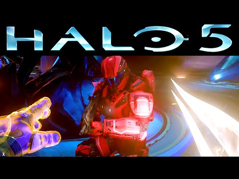 Watch 8 Minutes Of Glorious Halo 5 Multiplayer Footage