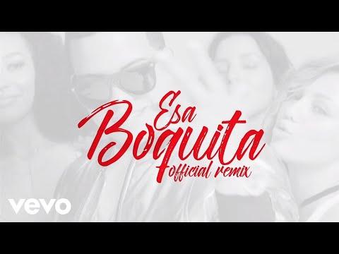 Letra Esa Boquita (Remix) J Alvarez Ft Zion y Lennox
